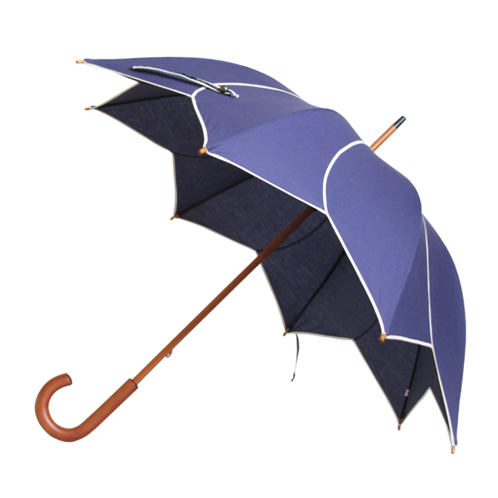 08018 SWIRL UMBRELLA / NAVY