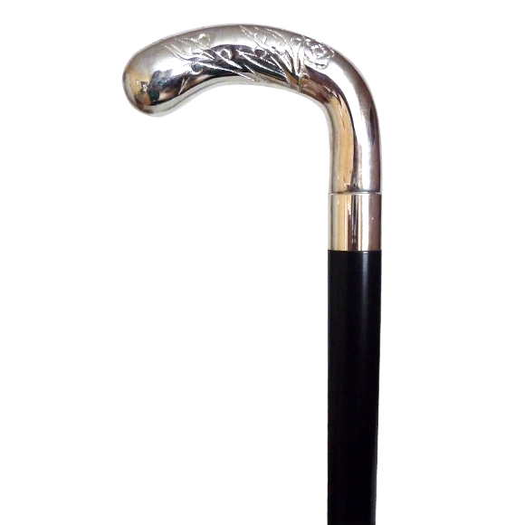 "40108S Silver ""L"" Shape Stick"