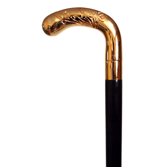 "40108G Gold ""L"" Shape Stick"