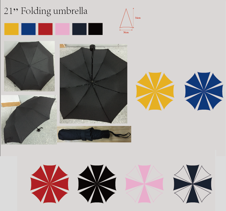 3012 Overseas Imprint Umbrella / Super Mini